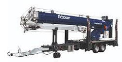 Caledonian Cranes - Scottish Sales & Rental of Maeda, Böcker and Potain 4