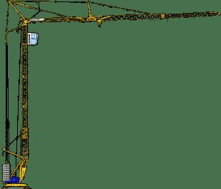 Potain Cranes for Sale at Caledonian Cranes, Scotland. 28